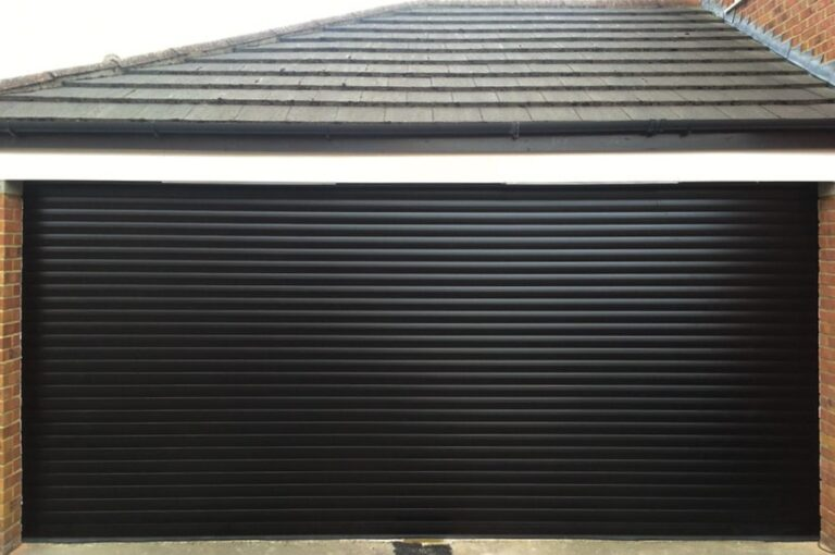 Ashburton Double Garage Door Conversion Company