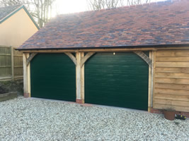 Automatic Garage Doors Exeter