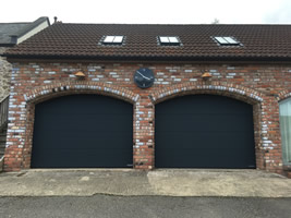 garage doors Devon