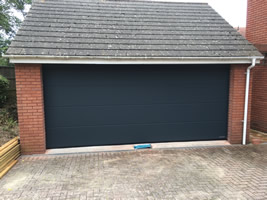 Garage Doors in Exeter
