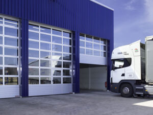Sectional Overhead Doors Installer Devon