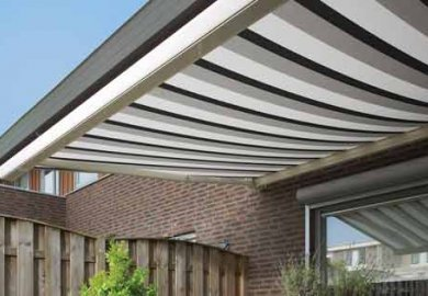 Sun and patio awnings