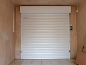 roller garage door installers in Western Super Mare
