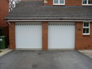 roller garage door fitters in Western Super Mare