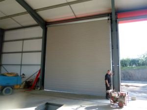 Industrial Shutter Installers in Exeter