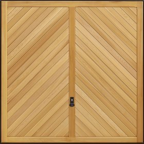 Timber Chevron Cedar